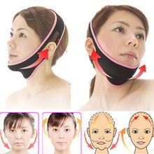 Rosto Levantar Cinto Máscara de Dormir Face-Lift Massagem Emagrecimento Shaper Rosto Relaxamento Facial Cuidados de Saúde Emagrecimento Face-Lift Bandagem alishoppbrasil
