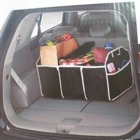 Wish | New Collapsible Car Trunk Caddy Organizer Auto Storage Box Bag Holder Bag SUV
