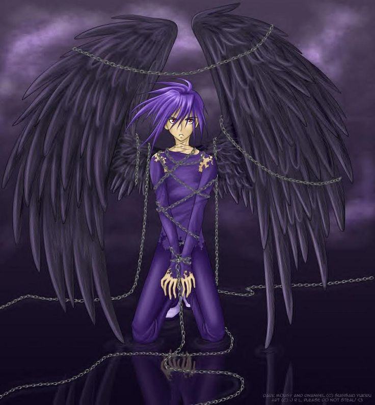 Anime Dark Angel