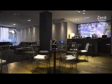 Vídeo presentación Hotel Zenit Abeba, Madrid
