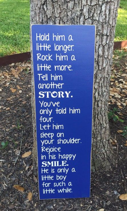 Love this sign for a child's room