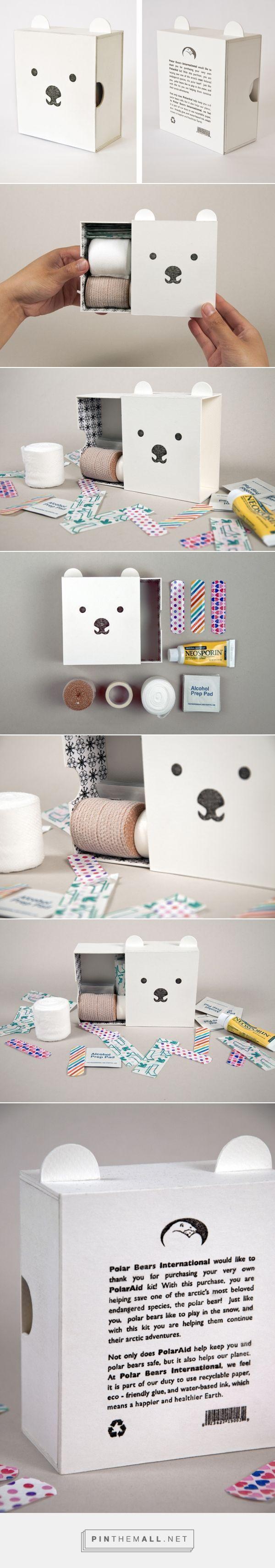 PolarAid Kit /  first aid kit for children