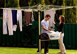 Outdoor Cloths Line