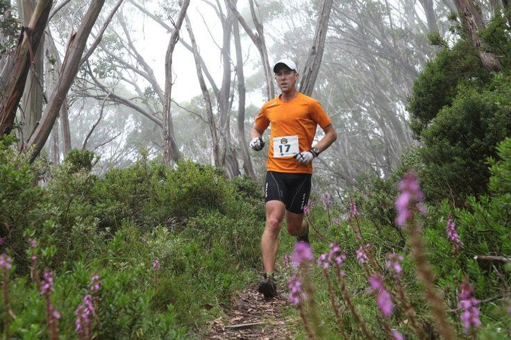 trail running @ Mt Baw Baw