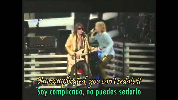 Bon Jovi Complicated Lyrics Letra Subtitulado Complicated Lyrics Bon Jovi Bon Jovi Videos