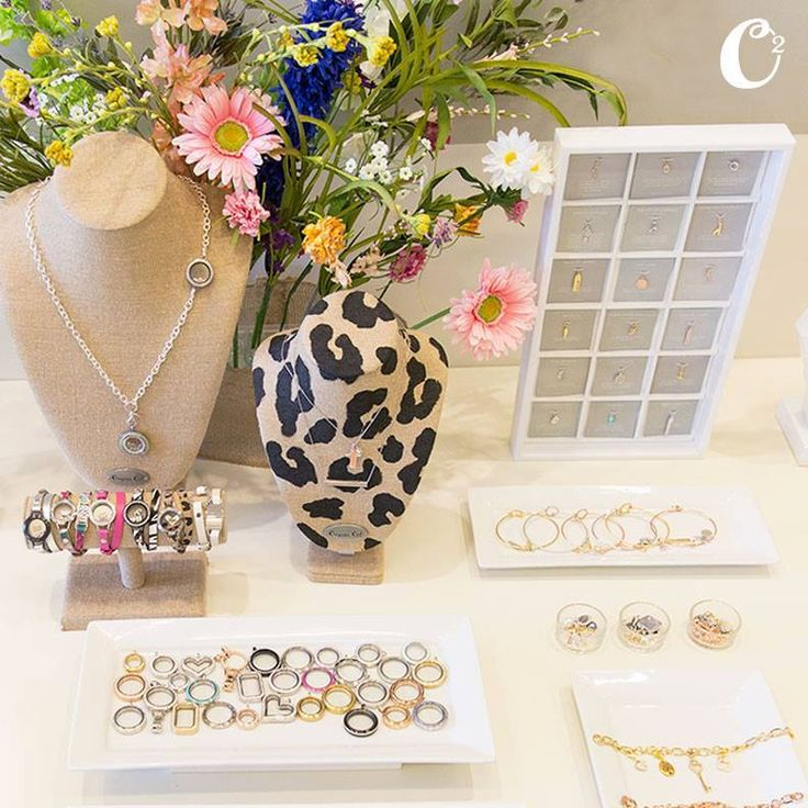 Cute Jewelry Bar Display Ideas Origamiowl Leopard