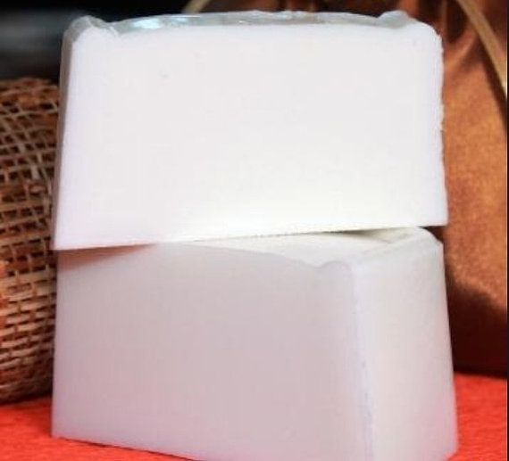 5 LBs Pure Melt&Pour Glycerin Soap Base White by SuLuBeautyShop