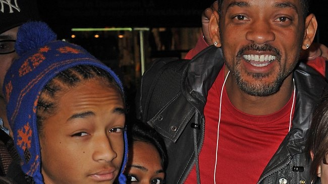 WILL Smiths son Jaden Smith says aliens are real - because President Obama told him so.