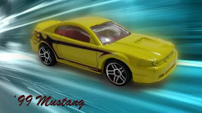 HotWheels: '99 Mustang HW 2012