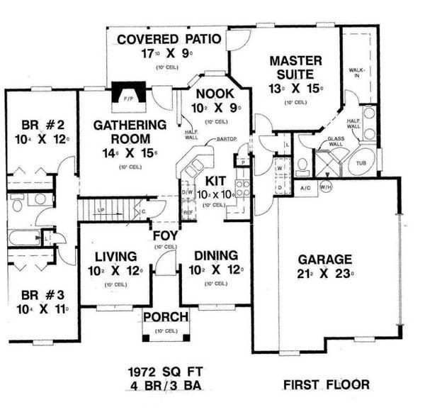 57 Best Design Basics House Plans Images On Pinterest