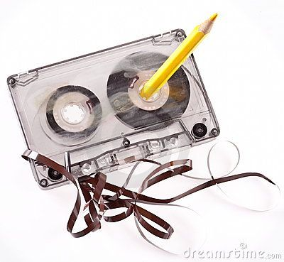 Remember this?I I use to wait all day listening for songs to record off the radio.....
