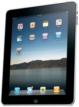 I'm in love with my iPad. I use it all the time!