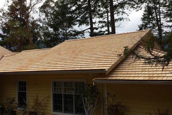 Best Alaska Yellow Cedar Shingles For Roofing In 2020 Cedar 400 x 300