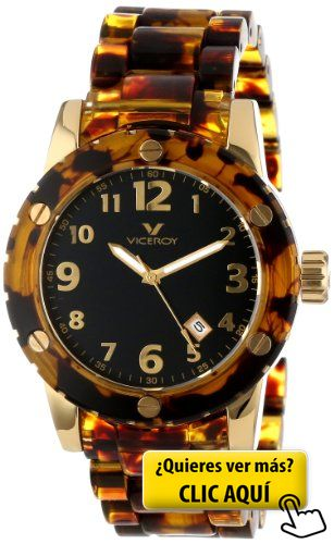 Reloj Viceroy Femme 47666-55 Mujer Negro #reloj