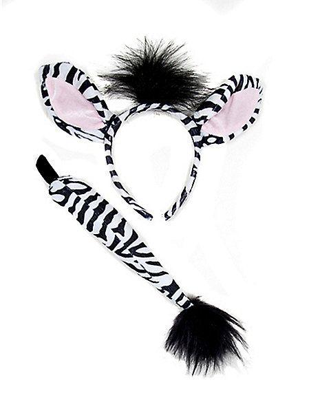 Zebra Costume Kit - Spirithalloween.com