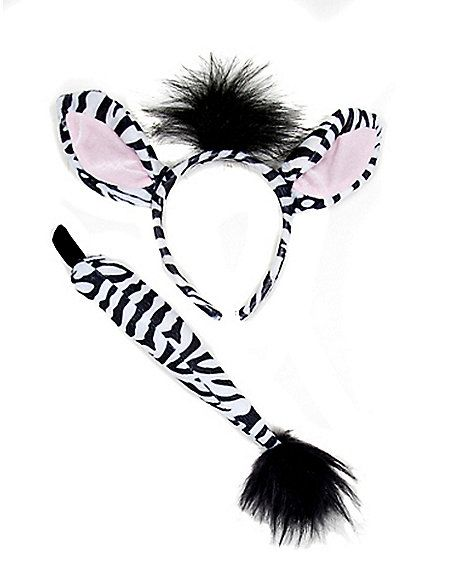 Zebra Costume Kit - Spirithalloween.com