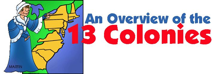Life in the 13 Colonies - FREE American History Lesson Plans & Games for Kids