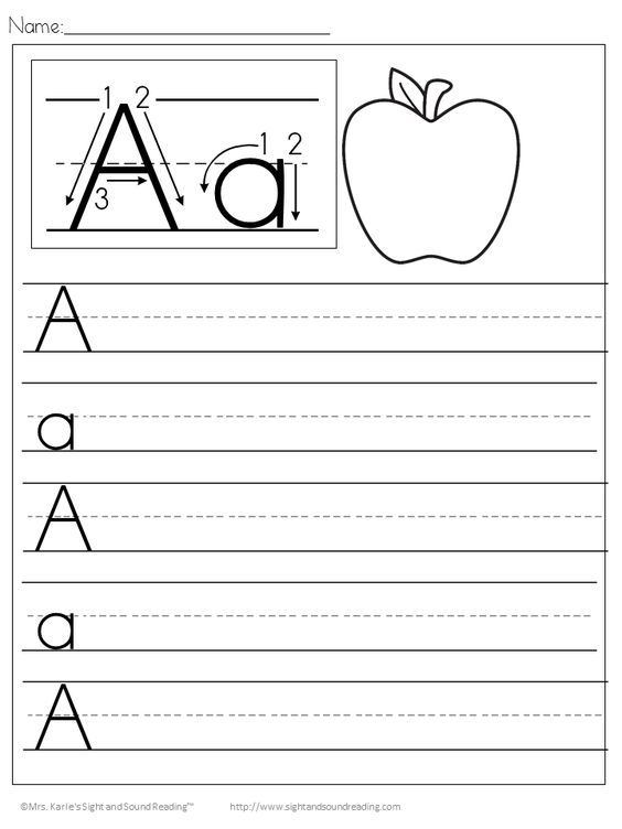 1000+ ideas about Free Handwriting Worksheets on Pinterest ...