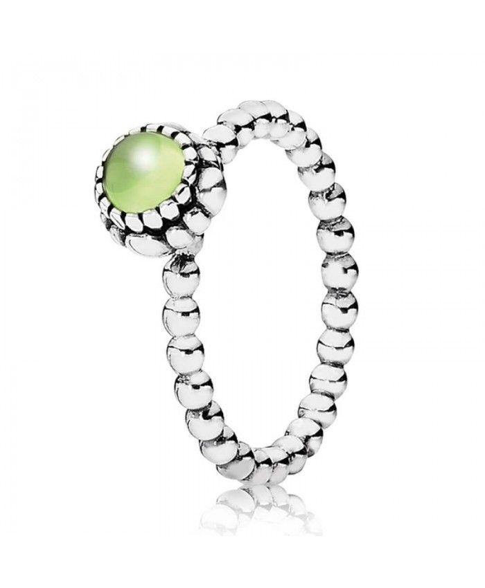 Pandora August Birthstone Ring UK