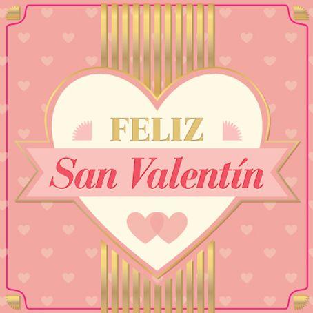 Feliz San Valentín!