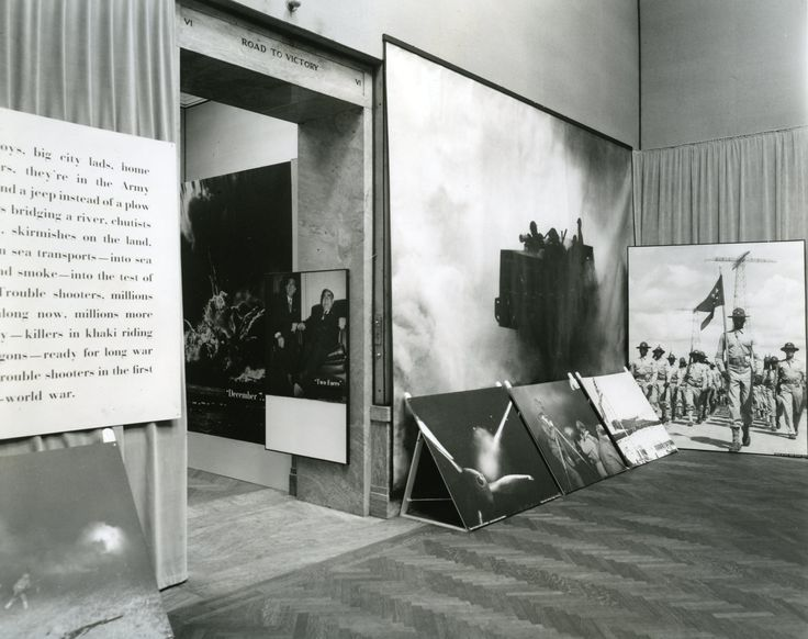 Road to Victory: A Procession of Photographs of the Nation at War Apr.1-May 2, 1943 Art Institute of Chicago