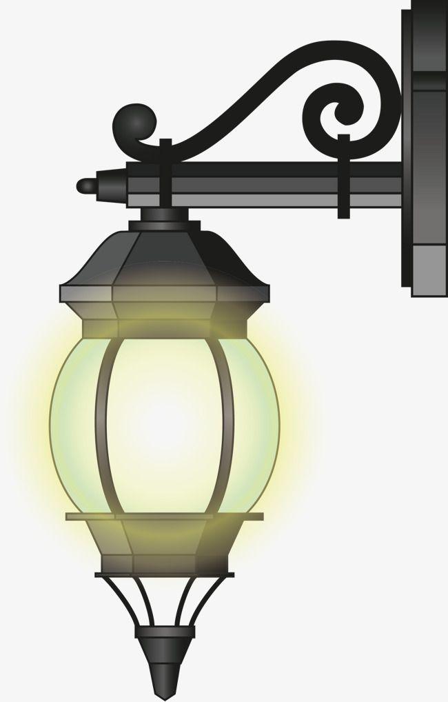 Lights Lamps Street Lights Yellow Light Street European Style Clipart Street Clipart Lights Clipart Novelty Lamp Street Light Lights