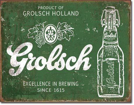 Grolsch-Bier