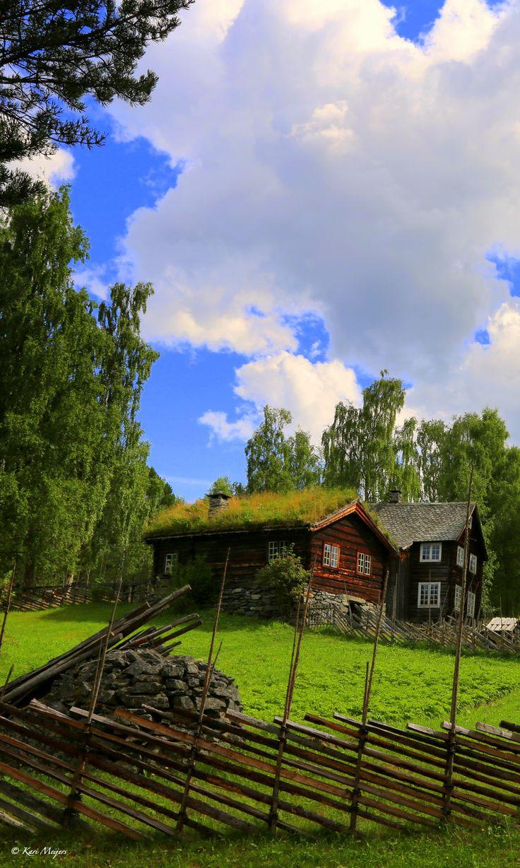 Fagernes, Norway  © Kari Meijers