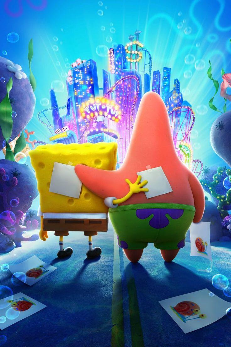 FULLWATCH! The SpongeBob Movie Sponge on the Run 2020