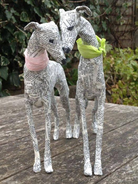 Мобильный LiveInternet Бумажные скульптуры Lorraine Corrigan   луида - Дневничок для моих друзей и гостей .  
