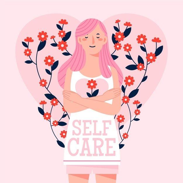Women health care art