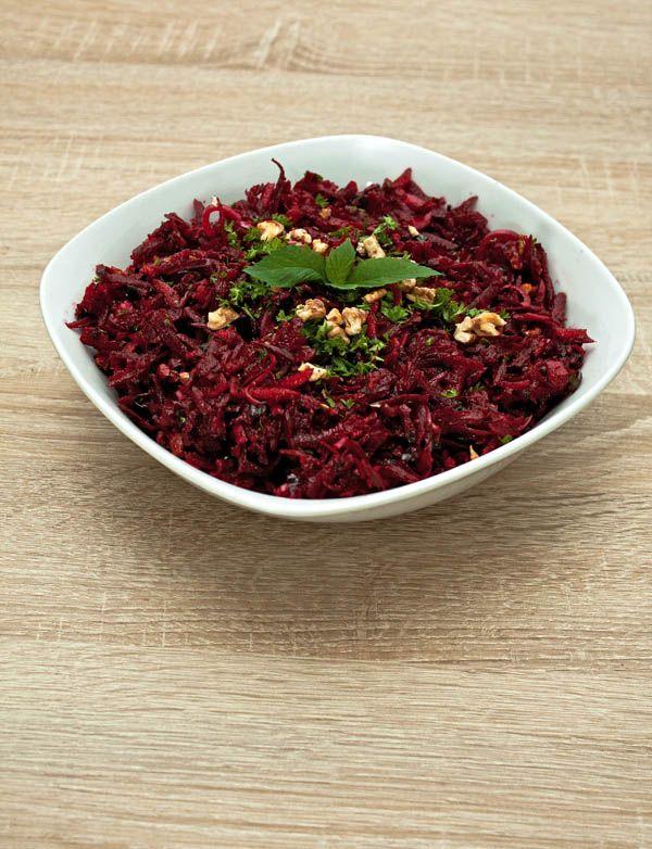ber ideen zu rote beete salat auf pinterest. Black Bedroom Furniture Sets. Home Design Ideas