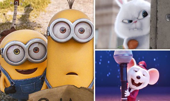 Sing 2 Minions 2 and Secret Life of Pets 2 release dates confirmed in sequel overload