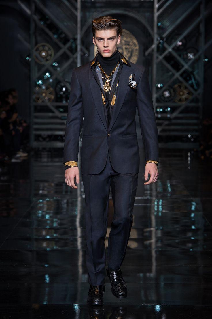 Versace Men 2015 Spring Summer: 17 Best Ideas About Versace Men On Pinterest