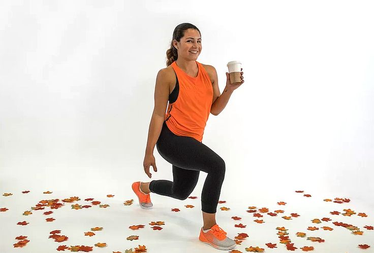 Work Off Those Pumpkin Spice Latte Calories with This 'PSL' Workout | PEOPLE.com | Bloglovin'