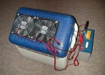 Build your own Portable Air Conditioner