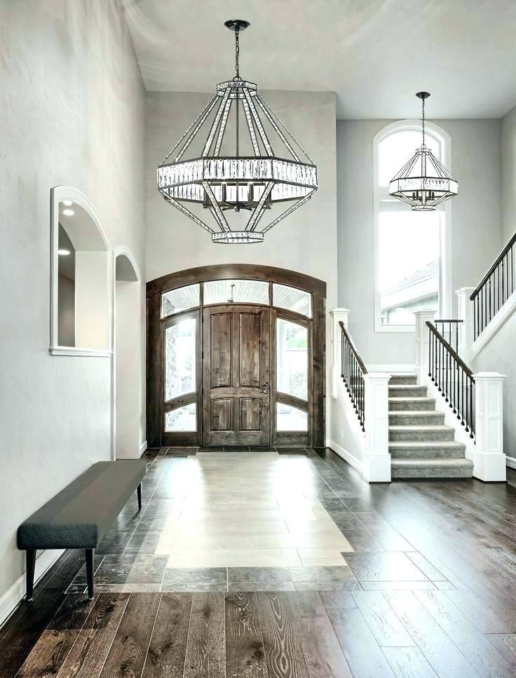 31 Awesome Foyer Chandelier Ideas For