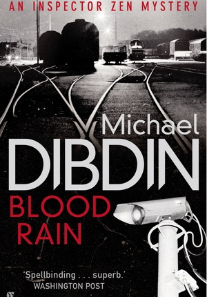 'Blood Rain' by Michael Dibdin [click on cover for sample]