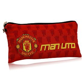 Buy Lordex Small Pencil Pouch Unisex Manchester United,LX-1, Red at 29 AED - AWOK Online Store