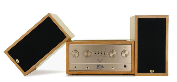 De modernste technieken in een retro-jasje: iFi-Retro-Stereo-50.