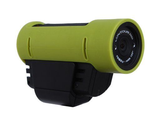 Olive Green Silicone Cover for Contour HD Camera by Xtreme. $19.99. The silicone cover protects your Contour HD from unnecessary sun, heat, and gravity damage.