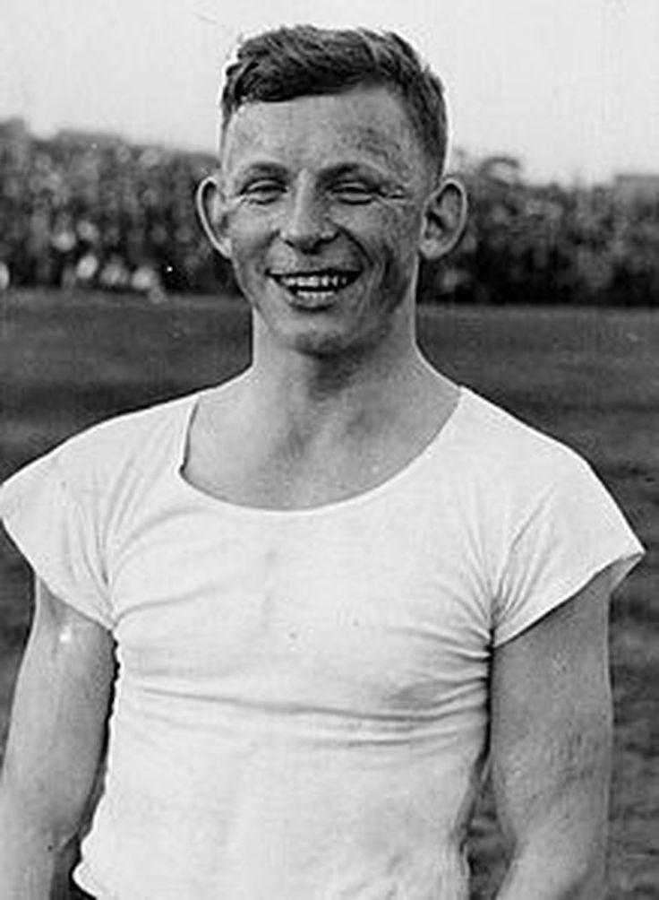 Ernest Wilimowski 1936