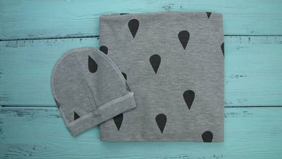 Ready to ship. Baby swaddle set. Baby swaddle blanket and