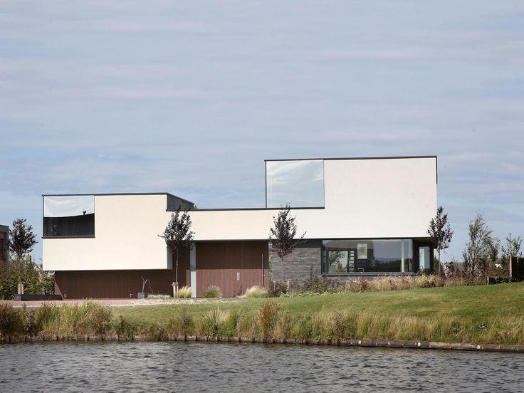 Maas Architecten » woonhuis sneek