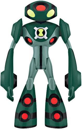 Ben 10 Ultimate Alien Echo Echo 4 Action Figure Ultimate, Haywire Bandai…