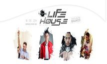 LIFE HOUSE - Withe Party - Belo Horizonte/MG - 16 de Maio de 2015 - Central dos Eventos