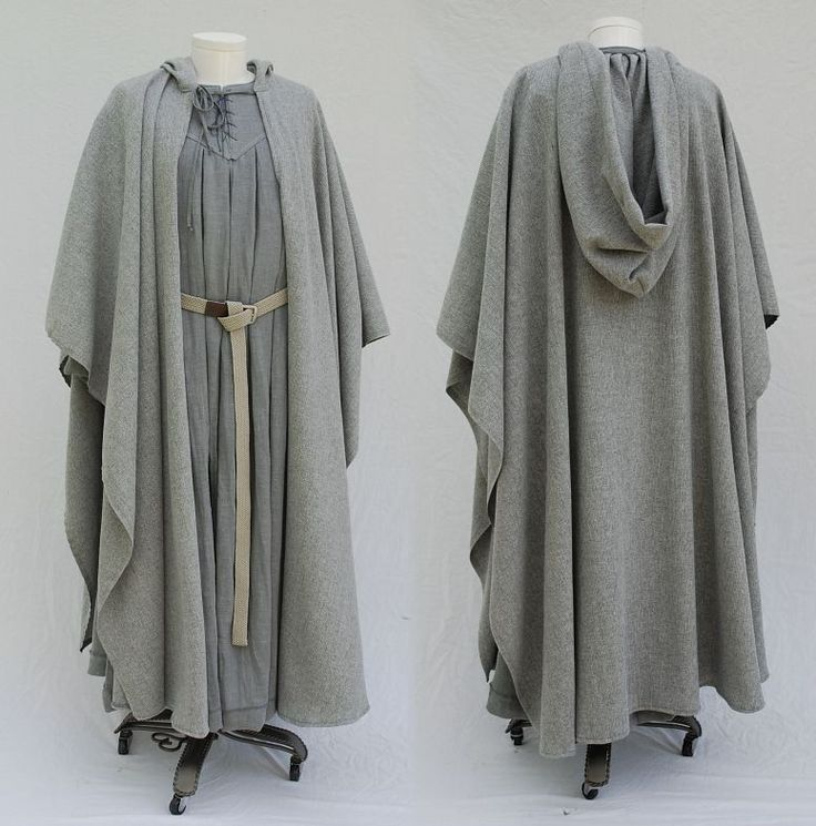 Gandalf Inspired Costume