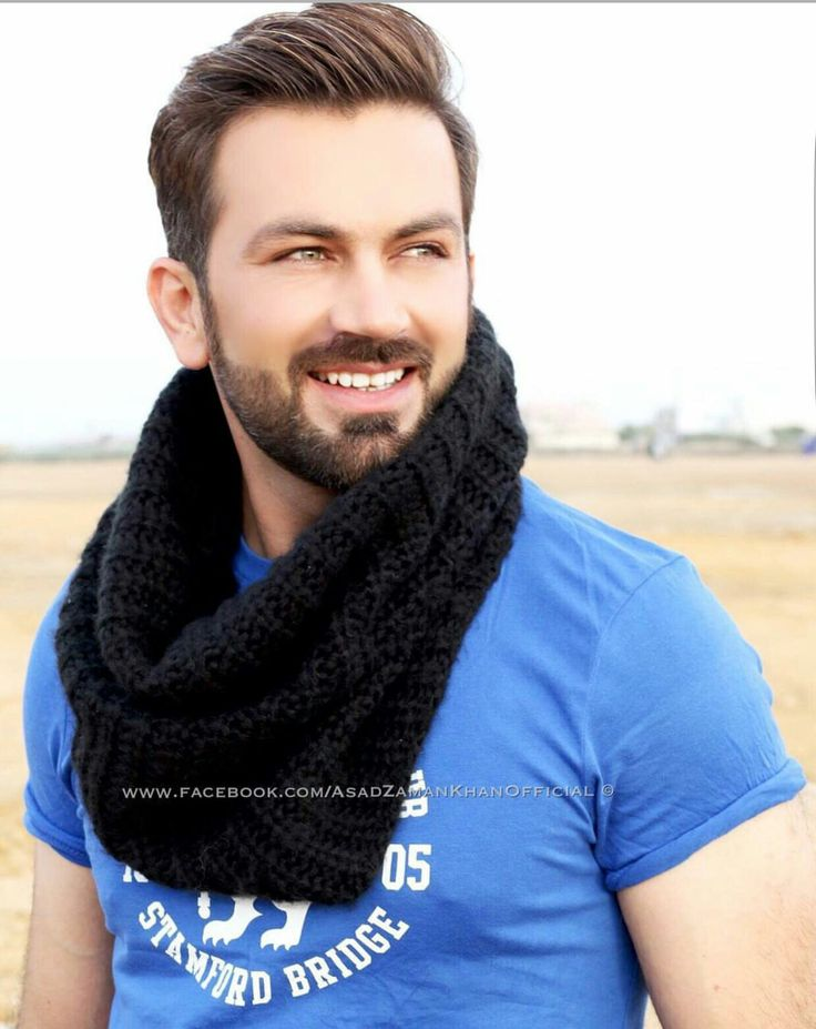 Asad Zaman Khan...latest addition to Lollywood actors. Model turned actor. Pakistani Actor
