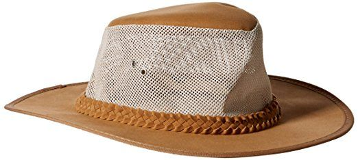 7928d8e732f Dorfman Pacific Co. Men s Soaker Hat with Mesh Sides Review