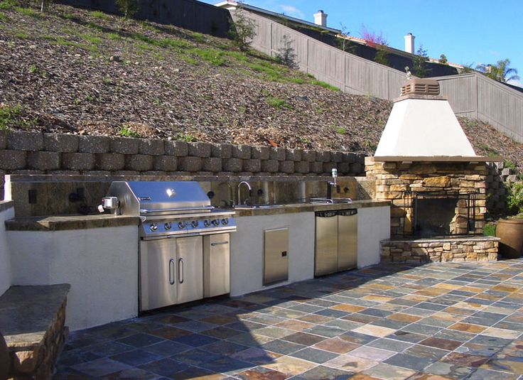 106 best Grill Station images on Pinterest Outdoor kitchens